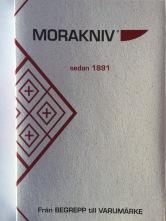 Morakniv sedan 1891